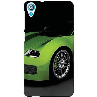 HTC Desire 820 Q Green Car