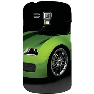 Samsung Galaxy S Duos 7582 Green Car