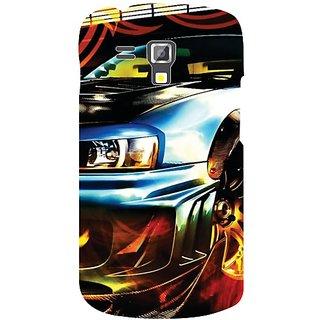 Samsung Galaxy S Duos 7582 Attractive Car