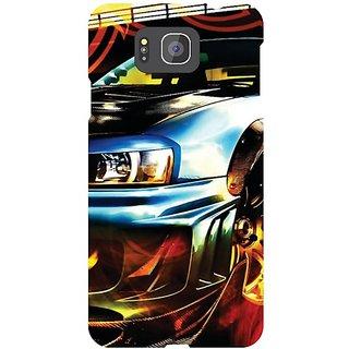 Samsung Galaxy Alpha G 850 Attractive Car