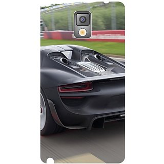 Samsung Galaxy Note 3 Racing Car