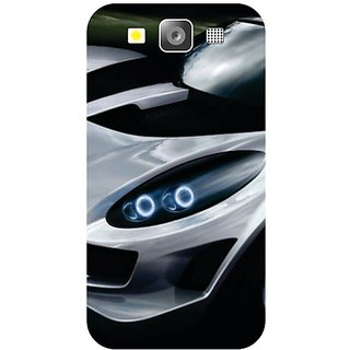 Samsung Galaxy S3 White Car