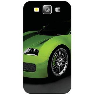 Samsung Galaxy S3 Green Car