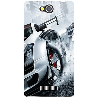 Sony Xperia C Passion For Cars