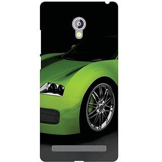 Asus Zenfone 6 A601CG Green Car
