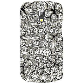 Samsung Galaxy S Duos 7582 grey colored