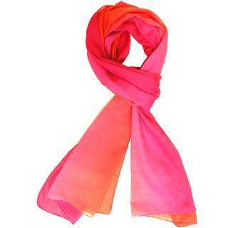 Ombre Scarf -Pink Orange