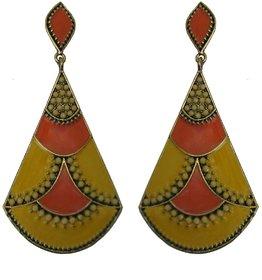 AARZOOL Modern look earrings.