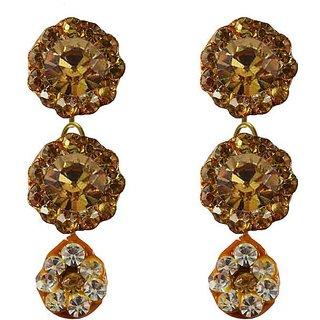 Stone Studded Pure Lakha Earring