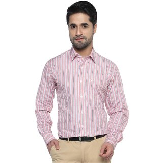 Balista Macho Stripe Formal Shirt(Size 40)