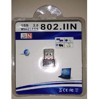USB WIFI ADAPTER DONGLE FOR LAPTOP  DESKTOP WI FI