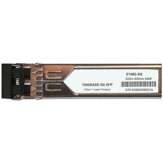 Brocade compatible E1MG-SX 1000Base-SX 1Gbps 550m SFP Transceiver Module