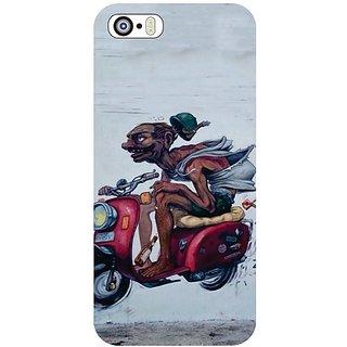 I Phone 5S Ride Away