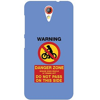 HTC Desire 620 Danger Zone
