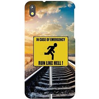 HTC Desire 816 Run Like Hell