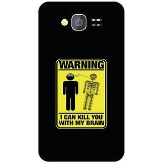 Samsung Grand Warning