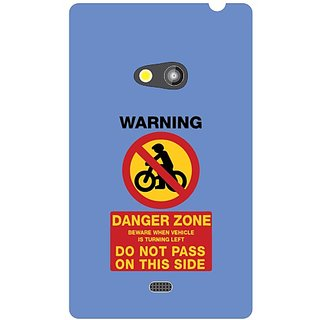 Nokia Lumia 625 Danger Zone