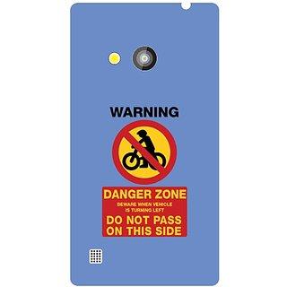 Nokia Lumia 720 Danger Zone