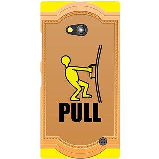 Nokia Lumia 730 Pull