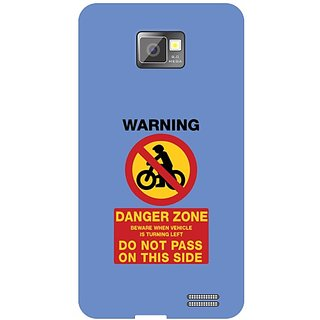 Samsung Galaxy S2 Danger Zone