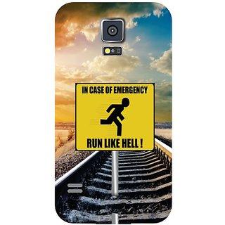 Samsung Galaxy S5 Run Like Hell