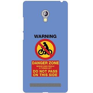 Asus Zenfone 6 A601CG Danger Zone