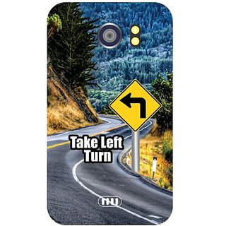 Micromax A 110 Take Turn Left