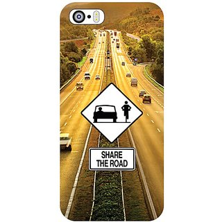 I Phone 5S Share The Road