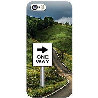 I Phone 5S One Way