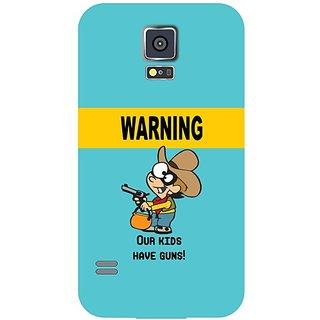 Samsung Galaxy S5 Our Kids