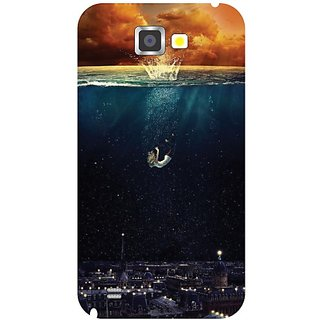 Samsung Galaxy Note 2 Under The Sea