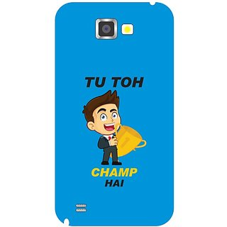Samsung Galaxy Note 2 Tu Toh Champ