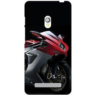 Asus Zenfone 5 Beauty In Bike