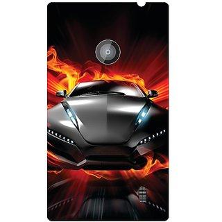 Nokia Lumia 520 Great Car