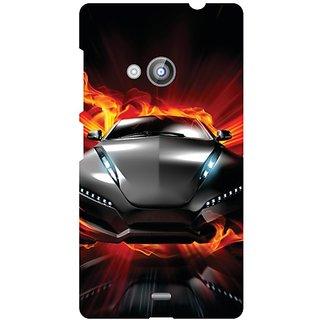Nokia Lumia 535 Great Car