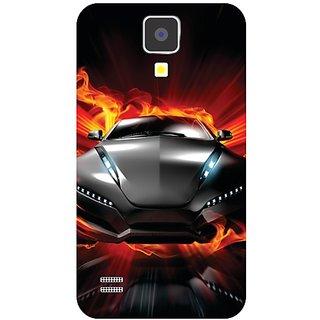Samsung Galaxy S4 Great Car