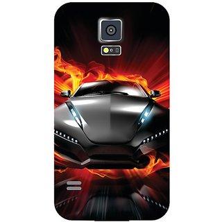 Samsung Galaxy S5 Great Car