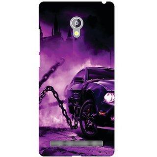 Asus Zenfone 6 A601CG Purple Car