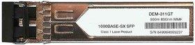 D-Link compatible DEM-311GT  1000Base-SX 1Gbps 550m SFP Transceiver Module