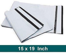 100 Pcs 15 x 19 inch Tamper Proof Plastic Courier Bag Envelopes