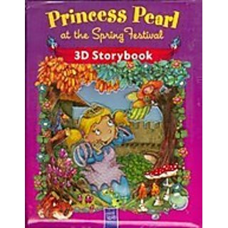3D Storybooks - Princess Pearl (English)