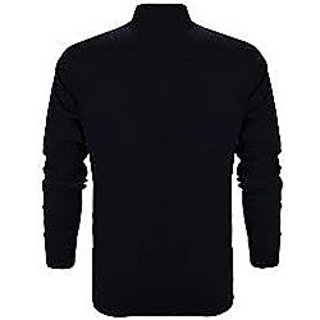 Mens Full Sleeves T Shirt Black Colour: Buy Mens Full Sleeves T ...