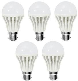 12 Watt LED Bulb-Combo Of 5 Pieces