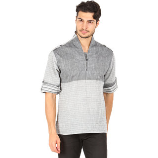Svanik MenS Short Kurta