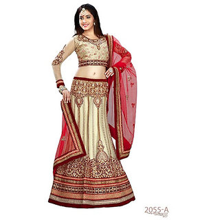 Bridal Collection Lehnega Designed By Shri Prem Sarees