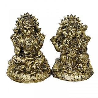 Pg Handicrafts Laxmi Ganesh Showpiece