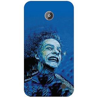 Nokia Lumia 630 smiling face
