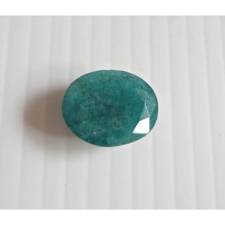 emerald -real emerald Pachu gemstone 6.60 carate with certification