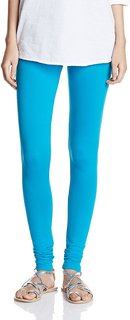 Aniance Apparel Premium Women Leggings (Turquoise)
