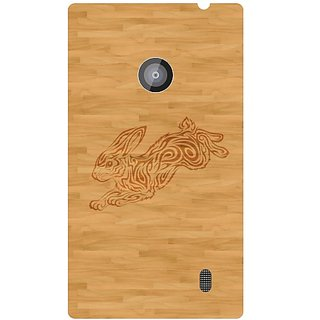 Nokia Lumia 520 lizard